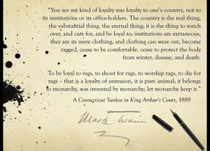 Mark Twain Quotes -