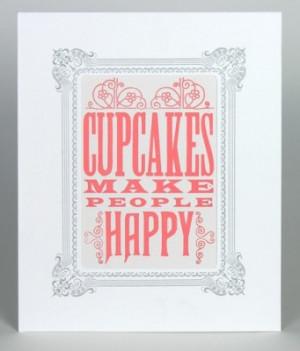 Cupcakes sayings