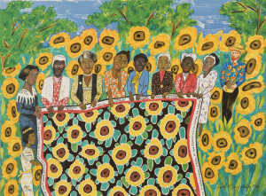 Faith Ringgold Most Famous Artwork At arles,