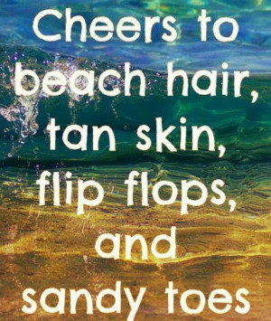 Beach Quotes, Pictures, and Sayings