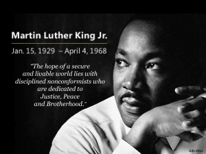 """Martin Luther King's """"I Have a Dream Speech"""" Turns 50"""