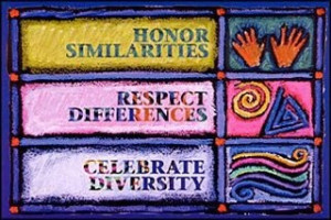 Celebrate Diversity...