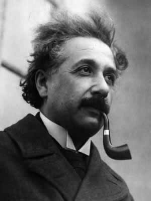 Let's start by clarifying Einstein's actual religious position. In ...