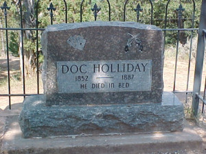 doc holliday tombstone quotes latin John