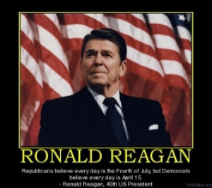 LIBERALS QUOTING REAGAN NOW How About This Quote From Reagan Fourth Of ...