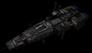 Battlestar Galactica Colonial Fleet