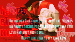 Happy Birthday Wishes Quotes Poems for Husband-Romantic Short Cute ...