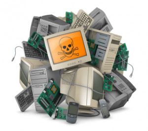 Toxic Materials Commonly Found in E-Waste
