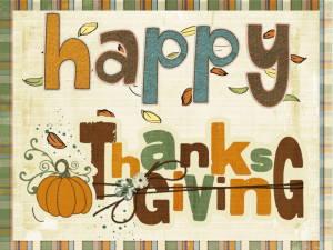 Thanksgiving Picture Quotes Gallery: Happy Thanksgiving Quote In Cute ...