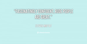 How You Deal With Rude People