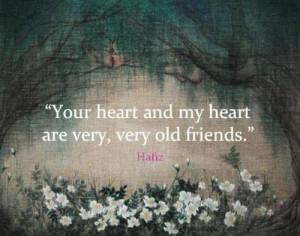 Hafiz quote