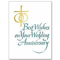 Best Wedding Anniversary Cards for Golden Wedding Anniversary.