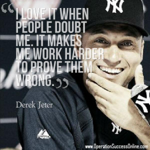 Derek Jeter success