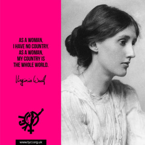 Feminism in virginia woolf essay