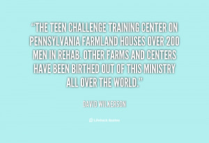 The Teen Challenge Training Center on Pennsylvania farmland houses ...