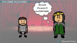 Lady Macbeth: Quotes, Character Analysis & Quiz