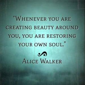 Beautiful soul: Soul Food, Art Quotes, Life Lessons, Create Beautiful ...