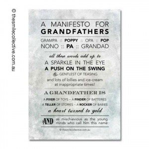 quotes about grandfathers love grandfathers are for loving and quote