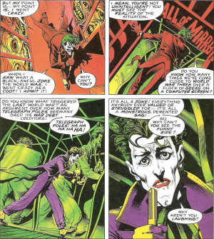 Batman The Killing Joke...