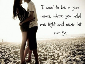 Hold Me In Your Arms – How Does It Make You Feel?