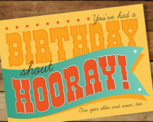 ... had a Birthday. Digital instant download. LDS Primary Birthday Song