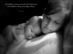 for a mother s heart and a mother s faith