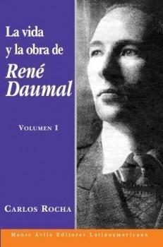 de la UCV Alejandro Olivero presentar biograf a de Ren Daumal