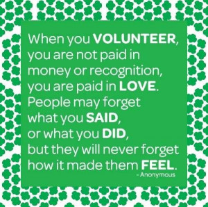 Girl Scout Volunteer Appreciation Day 4 22 14