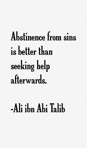 Ali ibn Abi Talib Quotes amp Sayings