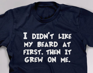 Funny Beard T Shirt, Funny Shirt, Beard Tshirt, Funny Tshirt, Tee ...