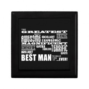 You Are The Greatest You best men : greatest