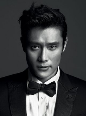 Lee Byung-Hun -- GQ Korea cover, being all kinds of dapper. A HANDSOME ...