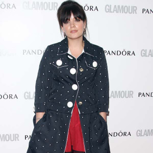 Lily Allen today revealed she has quit retirement and is back in the ...
