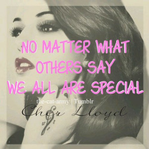 cher lloyd quotes | Tumblr