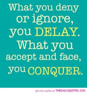 ignore love quotes
