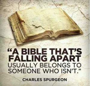 Read the Bible :)