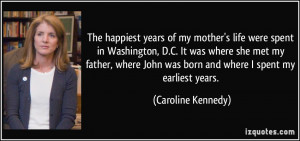 Related Pictures Jackie Kennedy Mother Quote