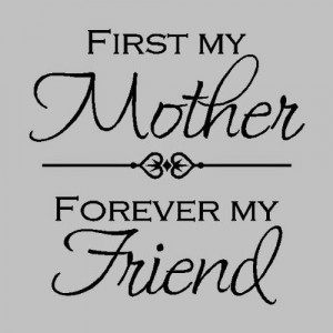 Love My Mom Quotes From Daughter ~ 20+ Sweet Bucket of Mother Quotes ...