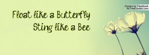 float like a butterfly..... sting like a bee... , Pictures