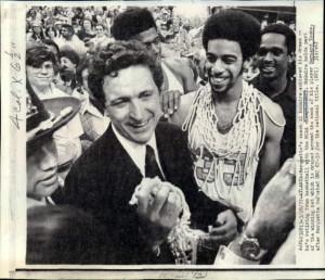 Al Mcguire 1957-89 al mcguire marquette