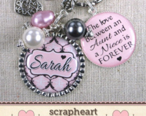 ... , Gifts for Aunt, PERSONALIZED Niece Graduation Gift, Niece Quotes