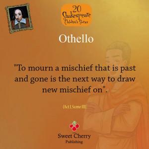 Othello quote