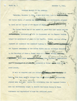 pearl harbor fdr quotes and related quotes about pearl harbor