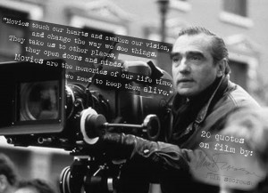 ... scorceses quotes on directing Stanley Kubrick's 20 Quotes on Film