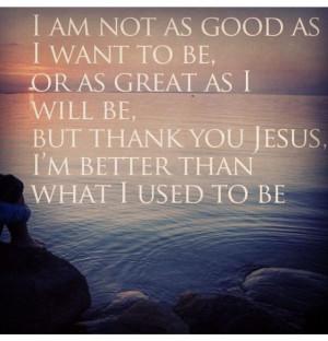 Feeling Blessed