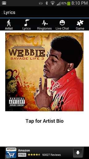 Similar Galleries: Webbie Quotes ,