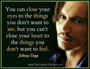 Don't close your heart