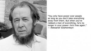 Solzhenitsyn Quotes Aleksandr Solzhenitsyn