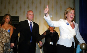 MITCH LANDRIEU TO FACE NEW ORLEANS MAYOR RAY NAGIN IN RUNOFF
