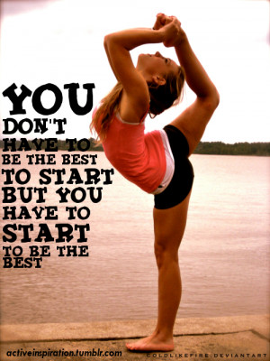 Cheerleading Inspirational Quotes